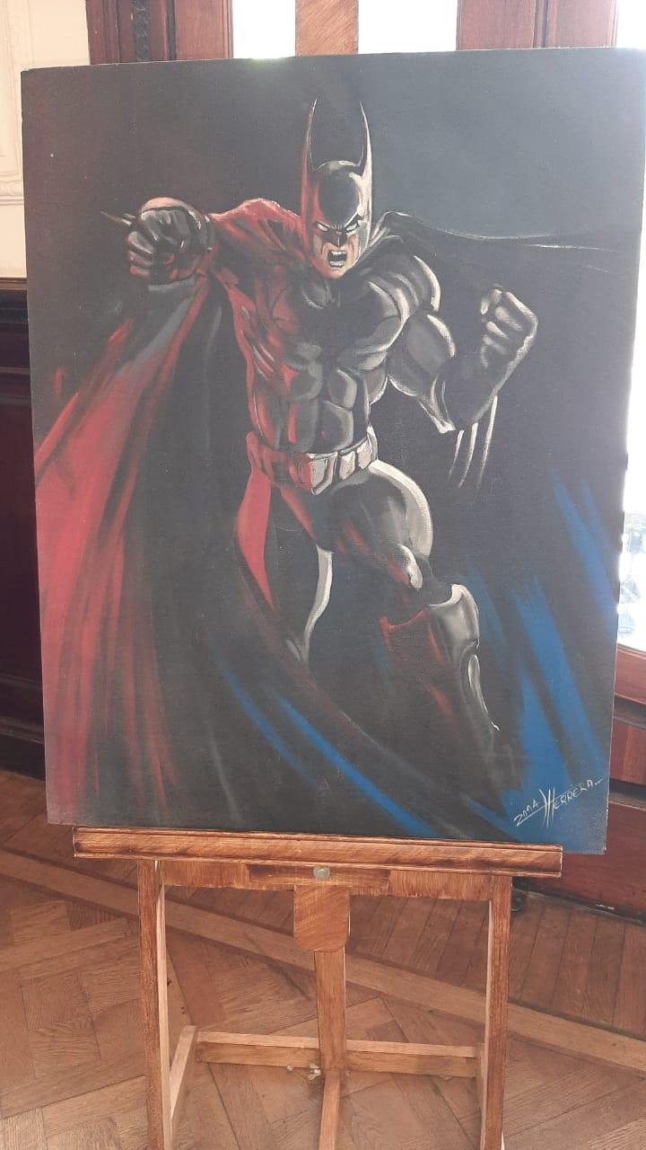 Con entrada libre y gratuita la Batman Expo