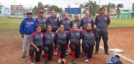 Cachorros Blanco en la Final del Torneo Femenino de Sóftbol en Paraná