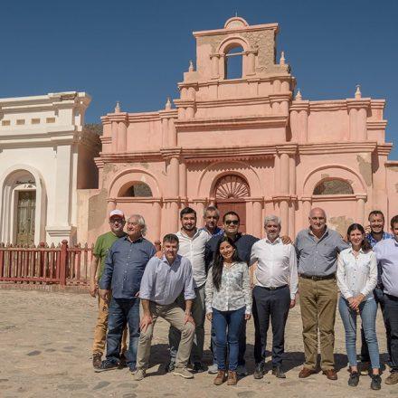 El Consejo Asesor de Turismo se reunió en la localidad de Molinos