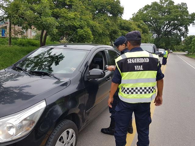 El fin de semana se detectaron 192 conductores alcoholizados