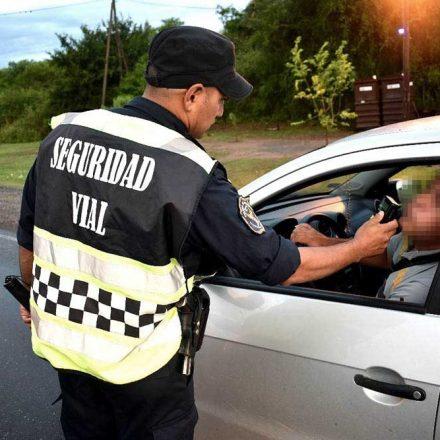 Durante el fin de semana detectaron 187 conductores alcoholizados