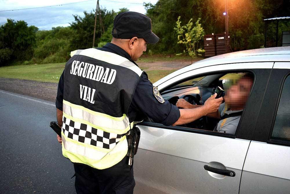 Por el Festival Nacional de la Chicha en La Caldera, intensificarán los controles viales