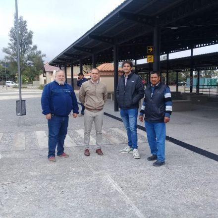 SAETA trasladará la punta de línea del servicio a Campo Quijano a la estación de trenes local