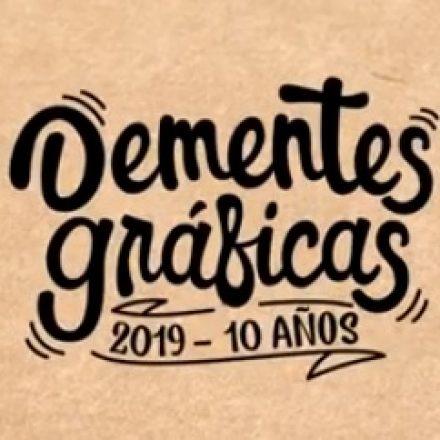 """Se presenta en la Ciudad de Salta la 10ma edición de """"Dementes Gráficas"""""""