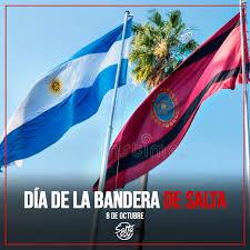 Hoy celebramos el «Día de la bandera de Salta»