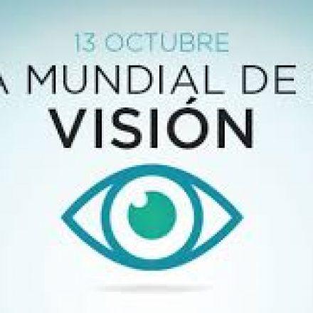 10 de octubre Día Mundial de la Visión