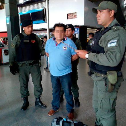 Detuvierona los 13 integrantes de una organización de narcotraficantes