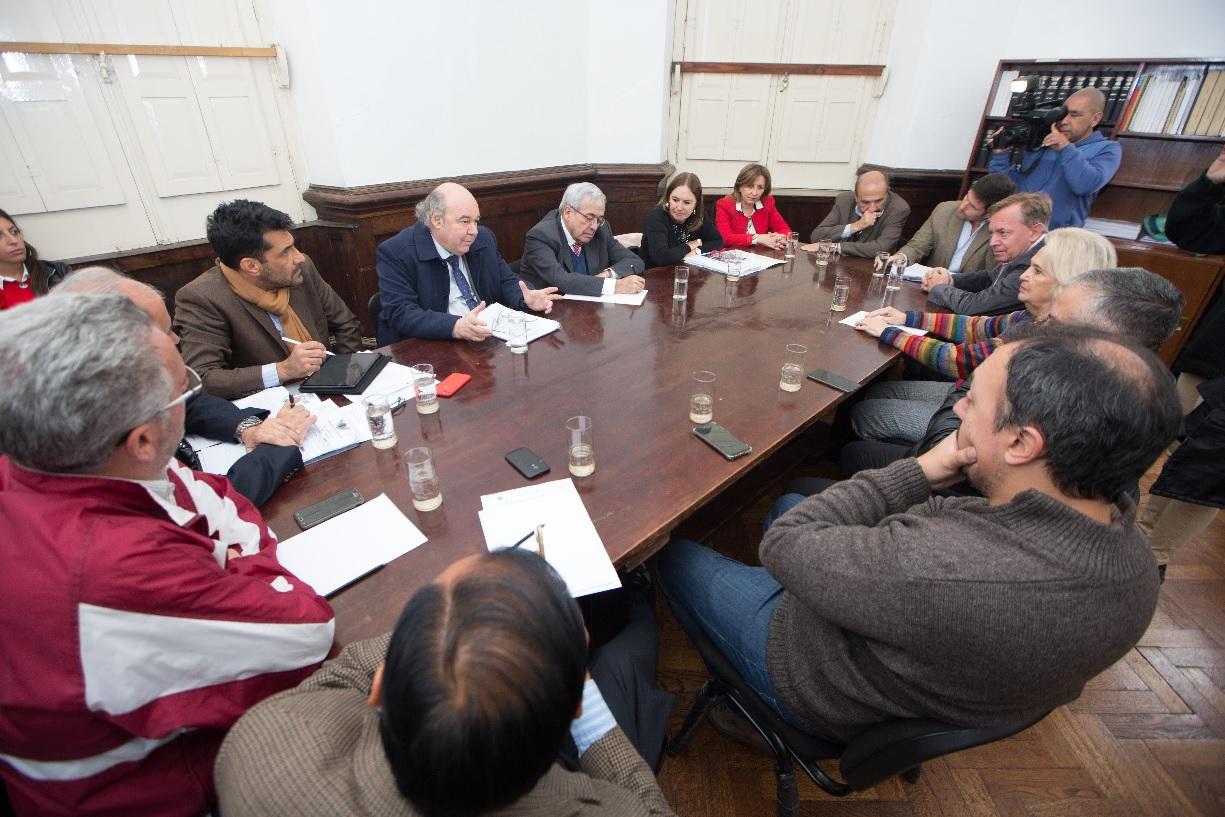 Diputados y autoridades del Ministerio Público analizaron posibles modificaciones del CIF