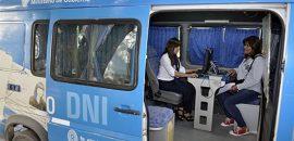 El camión de móvil del Registro Civil recorrerá barrios de Capital y San Lorenzo desde mañana