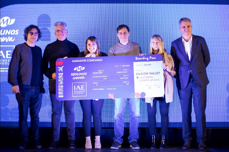 Concurso Molinos Innova: Andean Flours proyecto de Salta fue elegido como ganador por el jurado