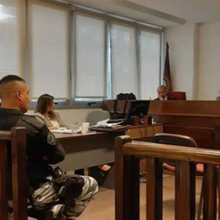 """Juicio a dos hinchas de Central Norte: Trece años y seis meses de prisión para """"Chueco"""" y trece años para """"July"""", por homicidio simple"""