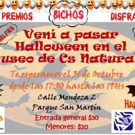 El Museo de Ciencias Naturales se suma a los festejos de Halloween