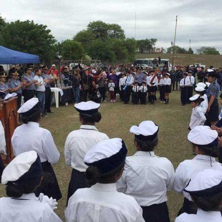 Acambuco ya cuenta con un cuerpo de Policía Infantil