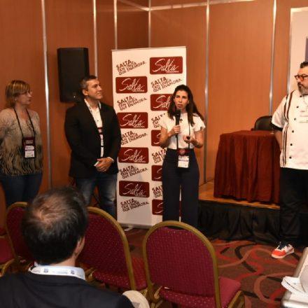 Salta promocionó sus productos y atractivos turísticos en la Feria Internacional de Turismo