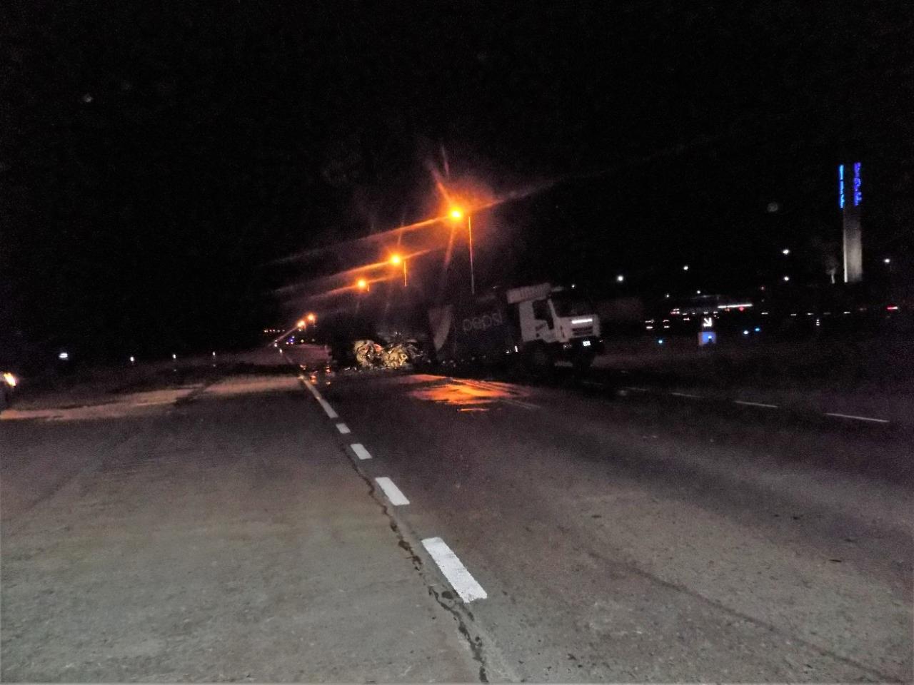 Siniestro vial deja como saldo dos víctimas fatales