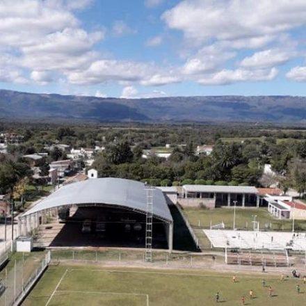 Tercera etapa de obras en el complejo deportivo de La Candelaria