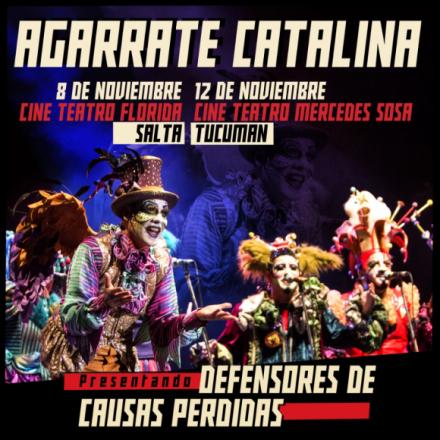 Vuelve la Murga Uruguaya » Agarrate Catalina»