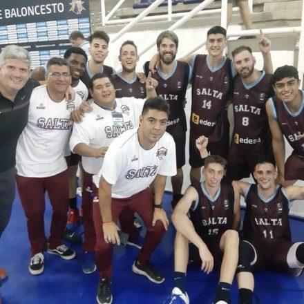 Debut y triunfo de Los Infernales de Salta Basket en Colombia