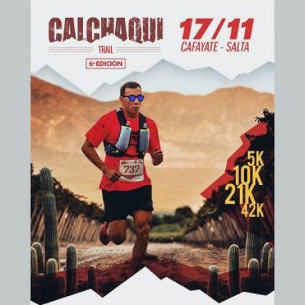 Presentarán una nueva edición de la carrera Calchaquí Trail