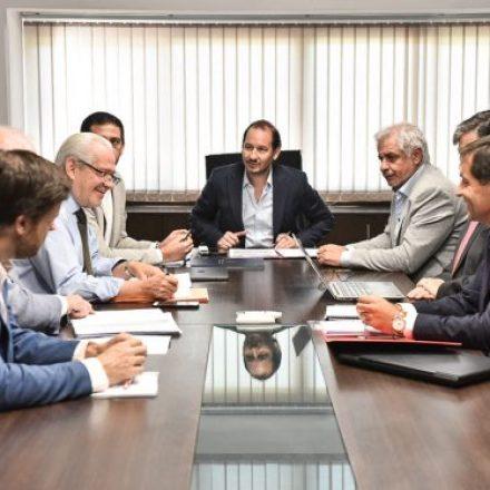 Funcionarios provinciales iniciaron la transición con equipos del próximo gobierno