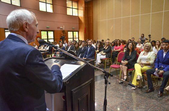 Cien mil mediaciones comunitarias se realizaron en Salta en los últimos 10 años