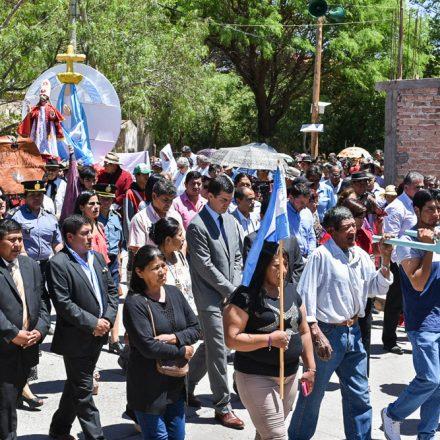 El pueblo de San Carlos manifestó su devoción durante las celebraciones de la fiesta patronal