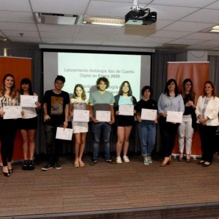Salta y Fundación Itaú reconocieron trabajos destacados de la 9º edición del Premio Itaú Cuento Digital 2019