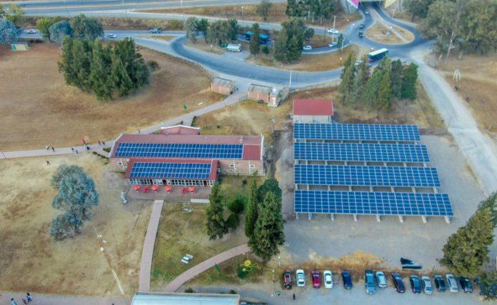 Ucasal inaugura el estacionamiento solar más grande de Argentina