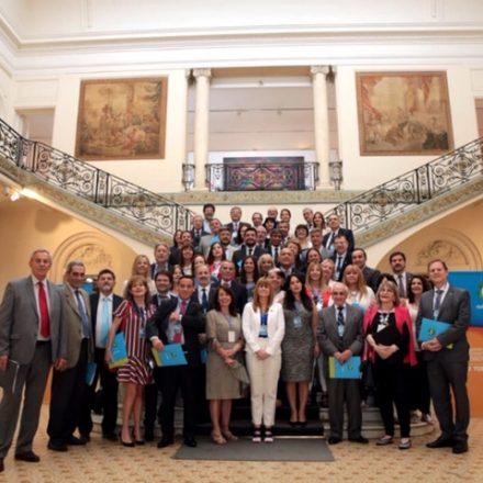 Junto a magistrados de todo el país, participó Diez de las XXVI Jornadas Nacionales del FOFECMA