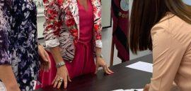 Tomaron juramento a la nueva secretaria letrada de la Asesoría de Incapaces número 2 de Tartagal