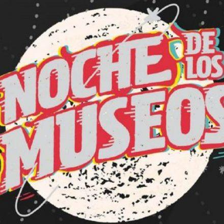 Noche de los Museos y Galerías en el ciclo La Cultura No Duerme