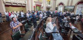 Asunción de Diputados electos