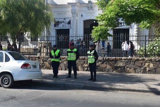 Más de 8 mil efectivos destinados al operativo de seguridad para las elecciones provinciales
