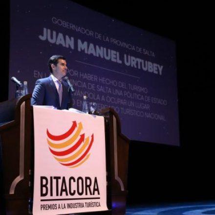 Premios Bitácora: por undécima vez Salta fue elegida como el destino nacional mejor promocionado