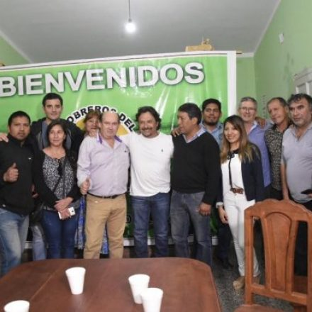 Sáenz afirmó que el próximo gobernador de Salta tiene que ser una persona que gestione para los salteños