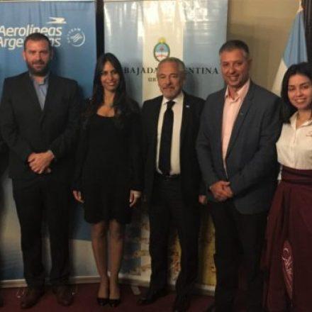 Salta promocionó en Uruguay su oferta turística