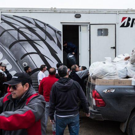 Bridgestone llega a Salta con la décima edición de la Caravana Solidaria