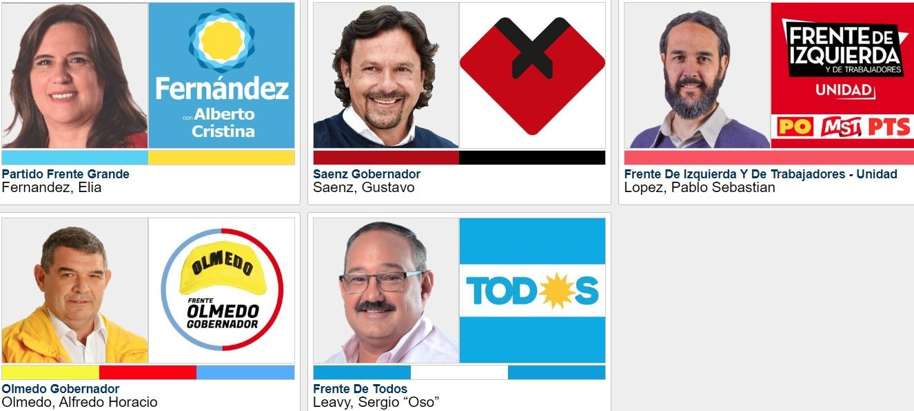 El próximo domingo un millón de salteños eligen nuevas autoridades provinciales
