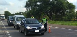 Durante el fin de semana se detectaron 101 conductores alcoholizados