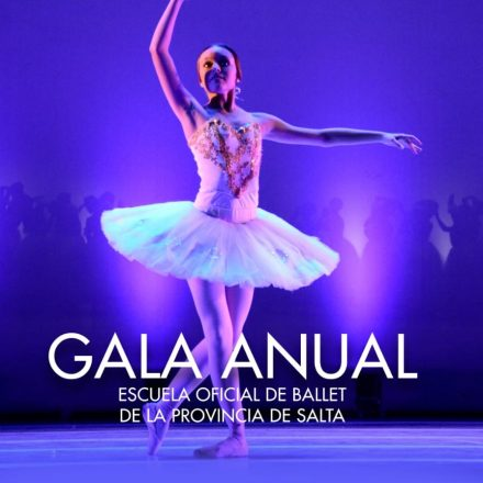 La Escuela Oficial de Ballet cierra su ciclo académico con una gran gala en el Teatro Provincial