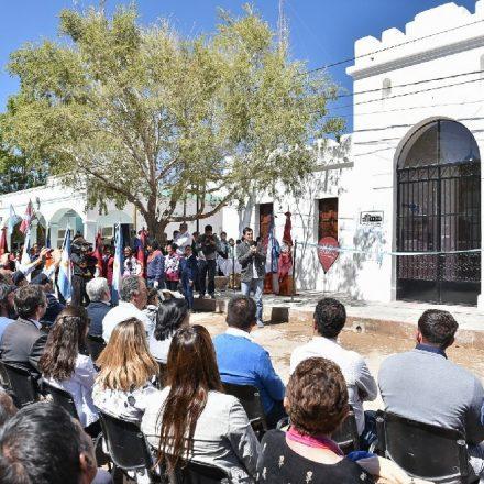 En San Antonio de los Cobres se inauguró el primer Museo Regional de la Puna Salteña