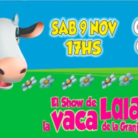 «El Show de la Vaca» en Casa de la Cultura