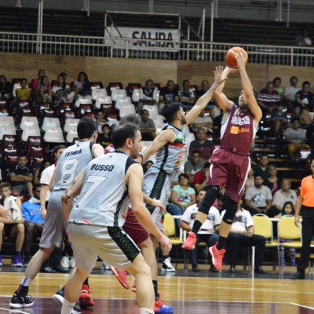 Salta Basket perdió en Santiago y ahora se alistará para una seguidilla de partidos en el Delmi