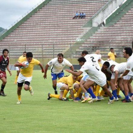 Los Infernales del penal de Villa Las Rosas cerraron el año a puro rugby
