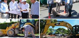 La 11° colectora beneficia a más de 250 mil vecinos de San Lorenzo y barrios de capital