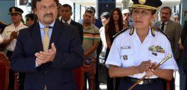 Sáenz puso en funciones a la primera jefa mujer en la historia de la Policía de Salta