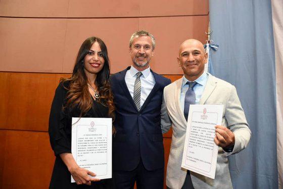 Marcelo Córdova es el nuevo Secretario de Deportes