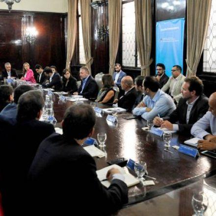 En Buenos Aires, Dib Ashur gestionó distintos avances económicos para Salta