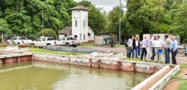 La planta potabilizadora de Tartagal y el acueducto de Yacuy resolverán los problemas de agua en San Martín