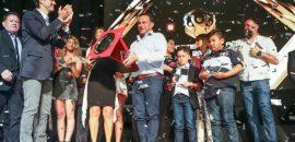 Luciano Benavides es el Deportista de 2019